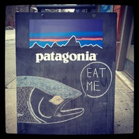 Photo taken at Patagonia Upper West Side by Ben M. on 3/3/2014