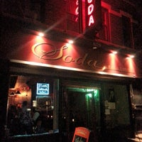 Photo taken at Soda Bar by Nichol A. on 9/26/2012