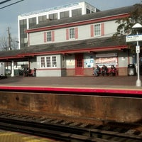 Photo taken at LIRR - Mineola Station by Russ L. on 1/14/2013
