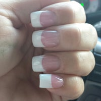 Photo taken at New Nails by Lori D. on 10/28/2013