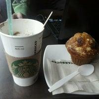 Photo taken at Starbucks Coffee by Pamelita C. on 9/14/2012