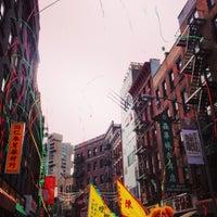 Photo taken at Chinatown by Destene K. on 2/19/2013