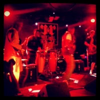 Photo taken at Rock & Roll Hotel by Aaron on 7/14/2013