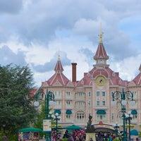 Photo taken at Disneyland® Paris by MikaelDorian on 5/18/2013
