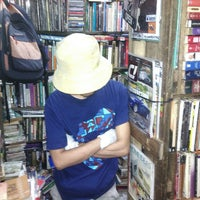 Photo taken at Books from the Underground by Timothy James D. on 2/3/2014
