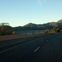 Photo taken at Pit River Bridge (VFW Memorial Bridge) by theGoat on 11/5/2012