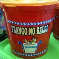 Photo taken at Frango no Balde by Rafael M. on 6/22/2013