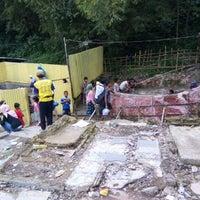 Photo taken at Pemandian Air Panas Gunung Pancar by toto #. on 12/29/2014
