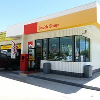 Photo taken at Shell by Robert M. on 6/28/2013