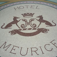 Photo taken at Le Meurice by Noel H. on 4/13/2013