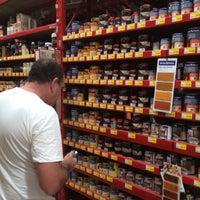 Photo taken at Bunnings Warehouse by Daniel P. on 1/26/2014