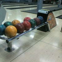 Photo taken at Amazon Bowling by Dhulyane R. on 1/24/2013