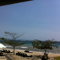Photo taken at Sheraton Senggigi Beach Resort by Kristina G. on 10/10/2012