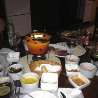 Photo taken at Cantina Don Fondue by William R. on 1/16/2013