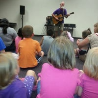 Photo taken at Waterloo Public Library by Magdalena G. on 6/26/2013