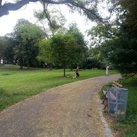 Photo taken at Arthur Von Briesen Park by jonathan l. on 8/17/2014