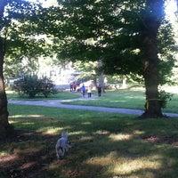 Photo taken at Arthur Von Briesen Park by jonathan l. on 8/24/2014
