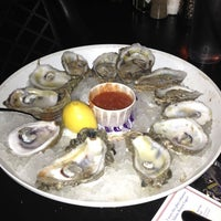 Photo taken at Fontaine's Oyster House by Andrew B. on 11/13/2012