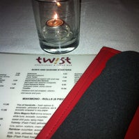 Photo taken at Twist Restaurant & Tapas Bar by ARaul A. on 3/28/2013
