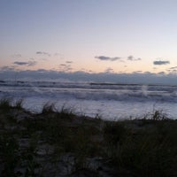 Photo taken at Pelican Beach Park by Aaron D. on 10/29/2012