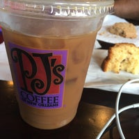 Photo taken at PJ's Coffee by Jayant P. on 8/13/2016