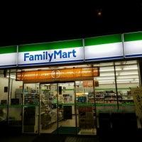Photo taken at FamilyMart by Chuki on 9/27/2016