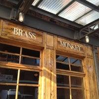Photo taken at Brass Monkey by Daron J. on 5/15/2013