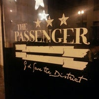 Photo taken at The Passenger by Scott H. on 11/22/2012