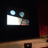 Photo taken at Anderson Center for the Performing Arts by Ryan Y. on 1/31/2014