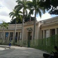 Photo taken at Museo de Ciencias Naturales de Caracas by Franklin G. on 11/4/2012