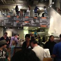 Photo taken at Super Duper Burger by rico c. on 10/28/2012