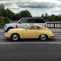Photo taken at La Seine by Jules P. on 6/2/2013