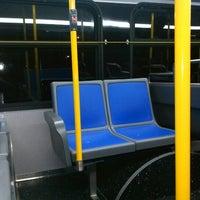 Photo taken at MTA Bus - B103LTD/BM2 Bus - Avenue M & E 80 St by Rohan R. on 11/17/2012