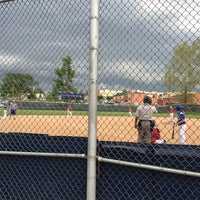 Photo taken at Ballwin Athletic Association by William K. on 5/7/2016