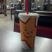 Photo taken at Hardee's / Red Burrito by Kyle W. on 10/24/2012