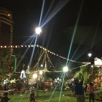 Photo taken at Plaza Colón by Diego S. on 12/26/2012