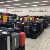 Photo taken at Carrefour by Harun R. on 9/21/2016