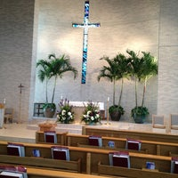 Photo taken at Our Lady of the Assumption Church by Denise H. on 3/23/2013