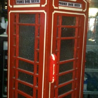 Photo taken at PhoneBox Pub by Marcos J. on 6/4/2013