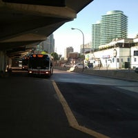 Photo taken at Finch GO Bus Terminal by Mauricio R. on 5/27/2013