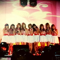 Photo taken at Manado Convention Center (MCC) by Desty T. on 10/27/2012