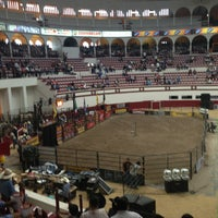 Photo taken at Coliseo Centenario by Andres M. on 6/2/2013