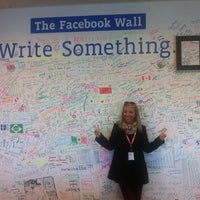 Photo taken at Facebook Dublin by Gamze T. on 3/15/2013