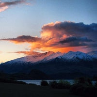 Photo taken at Lake Wanaka by lynxeyed on 9/21/2012