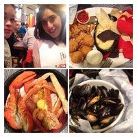 Photo taken at Joe's Crab Shack by ✨Absolutejoy2u✨ on 3/3/2013