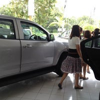 Photo taken at Chevrolet by ChoColate C. on 9/19/2012