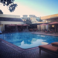 Photo taken at Sheraton Palo Alto Hotel by Luis F. on 2/12/2013