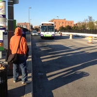 Photo taken at Charm City Circulator Purple Route - Penn Station (Southbound) - #311 by adrian p. on 11/5/2012
