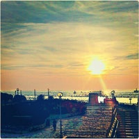 Photo taken at Giardini Gilberto Govi by Simone D. on 11/25/2012