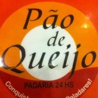 Photo taken at Padaria Pão de Queijo by Carlos A. on 12/2/2012